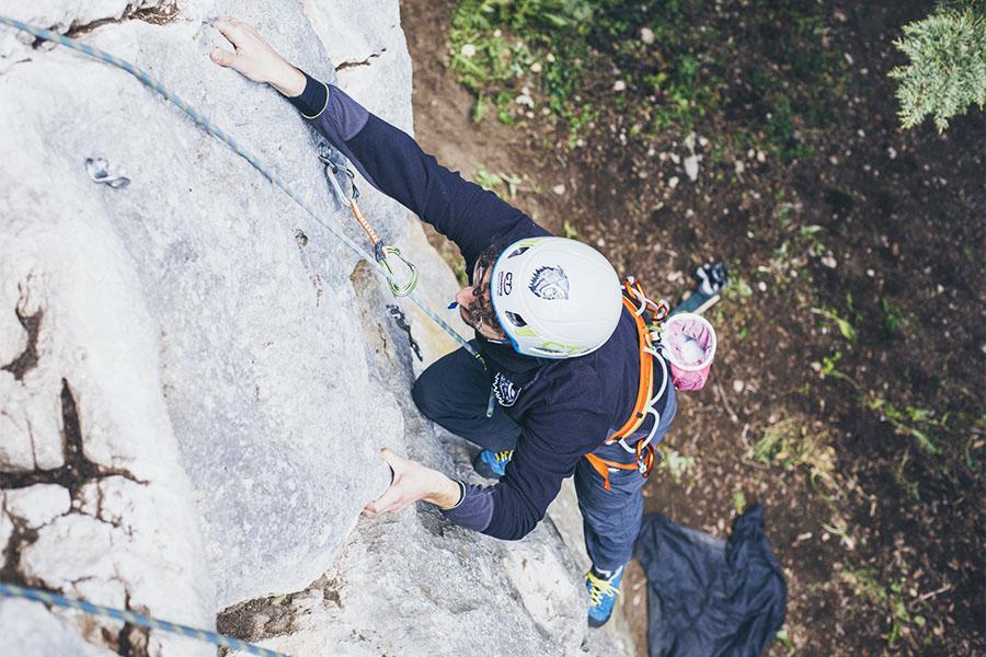Climbing Area - San Vito -