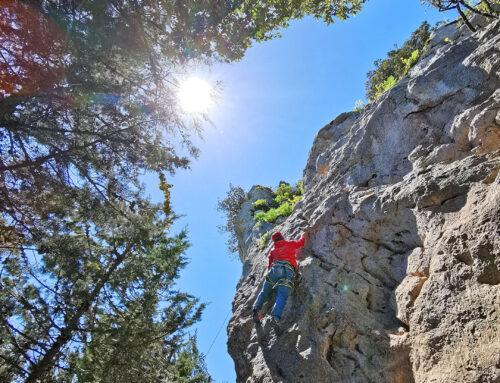 CAPOSELE CLIMBING AREA – SAN VITO