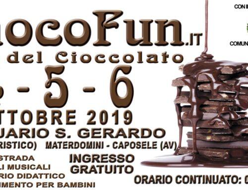 CHOCOFUN – FIERA DEL CIOCCOLATO